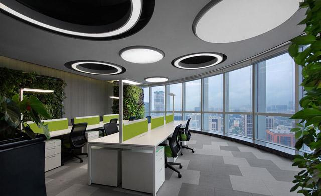 重庆办公室装修