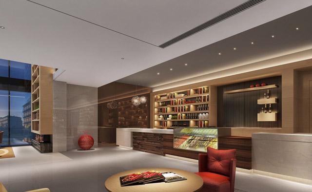 重庆酒店设计